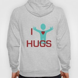 I heart Hugs Hoody