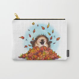 Fall Hedgie 2 Carry-All Pouch