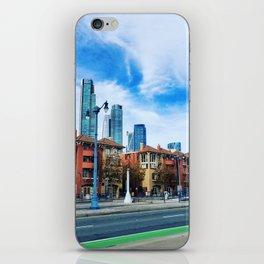 San Francisco Skyline iPhone Skin