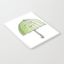 cute UMBRELLA Notebook