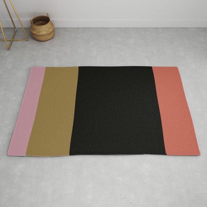 Contemporary Color Block IV Rug