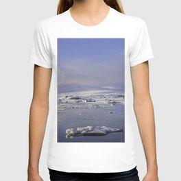 Glacial Lagoon 01 T-shirt