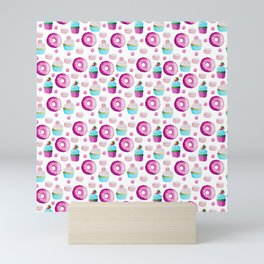 Fun Sweets Mini Art Print