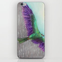 Rain Bird iPhone Skin