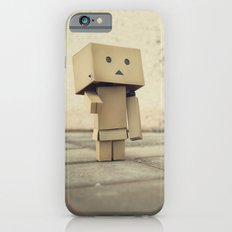 Danbo on the street iPhone 6s Slim Case