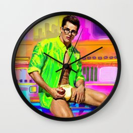 Teacher Appreciation Wall Clock