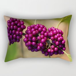 French Mulberry Rectangular Pillow