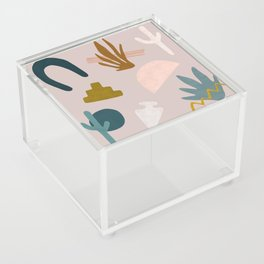 Desert Shapes Acrylic Box
