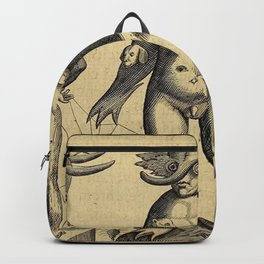 Weird Creatures Backpack