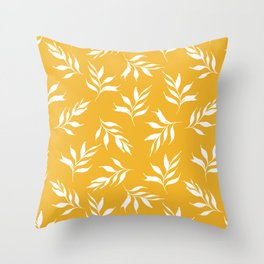 Spring Vibes 01 Throw Pillow