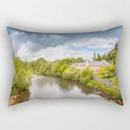 Avoca town Ireland Rectangular Pillow