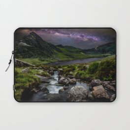 Tryfan by Starlight Laptop Sleeve