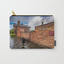 Hadlow Victorian Railway Station Carry-All Pouch