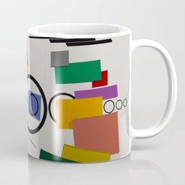 Abstract Composition 232 Coffee Mug