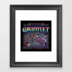 Let's Gaunt Framed Art Print