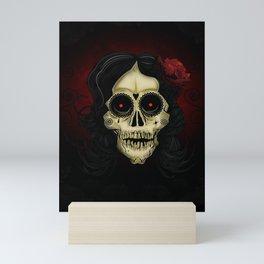 Day Of The Dead Mini Art Print