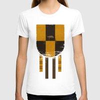 hufflepuff T-shirts featuring hufflepuff crest by nisimalotse