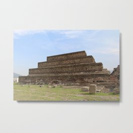 Recreation Metal Print