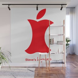 Steve's Leftovers Wall Mural