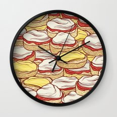 Scones Wall Clock