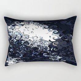 Scarred Hope Rectangular Pillow