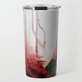red ridding hood Travel Mug