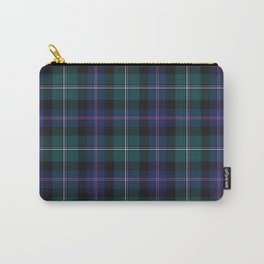 Holiday Tartan Plaid Carry-All Pouch