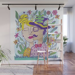 Spring Love Wall Mural
