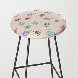 Tea Time Bar Stool
