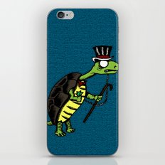 Citizen Turtle iPhone & iPod Skin