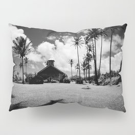 Lanakila ihiihi o iehowa oNa Kaua Church Keanae Maui Hawaii Pillow Sham