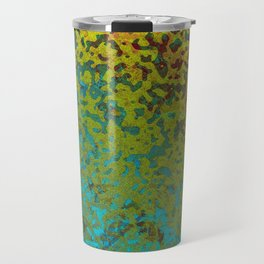 Colorful Corroded Background G292 Travel Mug