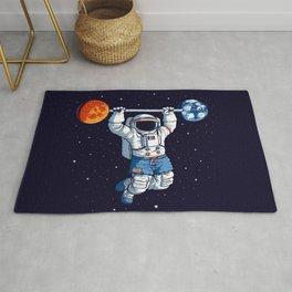 Space Gym  Rug