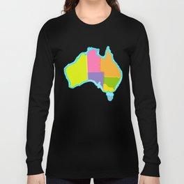 Politically Australia Long Sleeve T-shirt