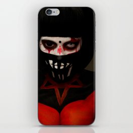 Danger I iPhone Skin