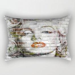 Sex Symbol Wall Hanging   Movie Star Art Tapestry   Wall Art Decor Rectangular Pillow