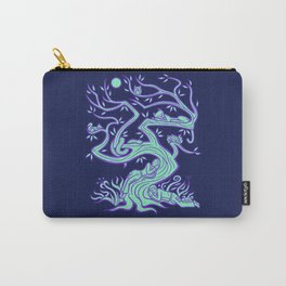 All the Creatures of the Forest Carry-All Pouch
