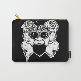 Rock Out Monkey Boy Carry-All Pouch