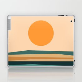 Abstract Landscape 10B Laptop & iPad Skin