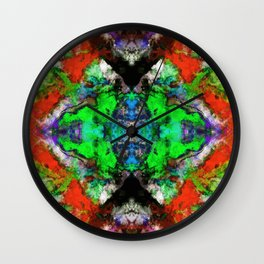 Angular voices 2 Wall Clock