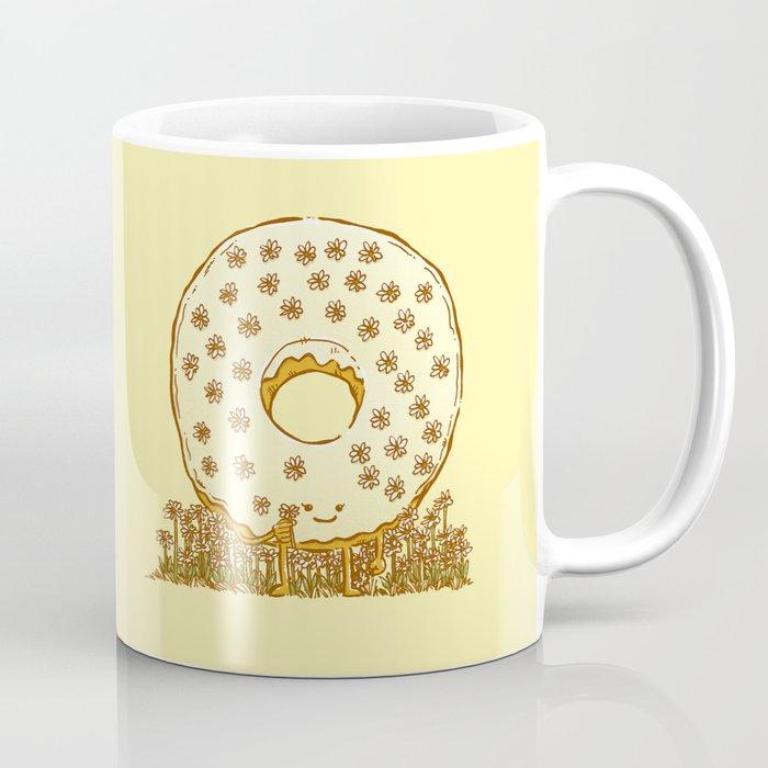 In Bloom Donut Coffee Mug