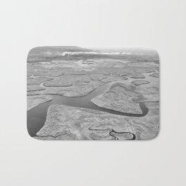 River Maze Bath Mat