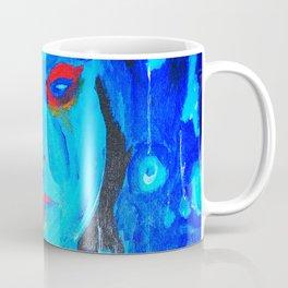Blue Moon #society6 #decor #buyart Coffee Mug