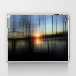 Sunset Blur Laptop & iPad Skin