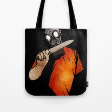 Knives Out Tote Bag