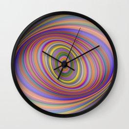 Happy Hypnosis Wall Clock