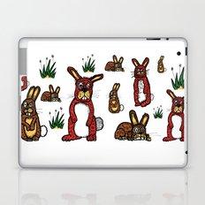 Stressed Rabbits on Acid Laptop & iPad Skin