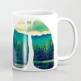 Lung Forest Fresh Coffee Mug