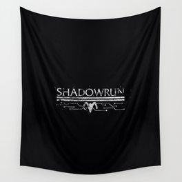 Shadowrun Wall Tapestry