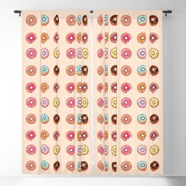 Is their such a thing as too many donuts? Blackout Curtain